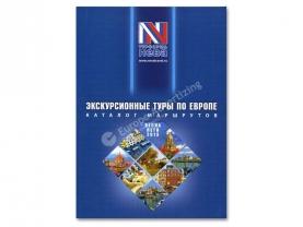 Печать каталога НЕВА