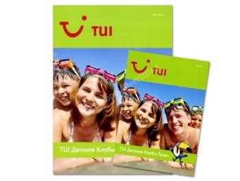 Печать каталога TUI