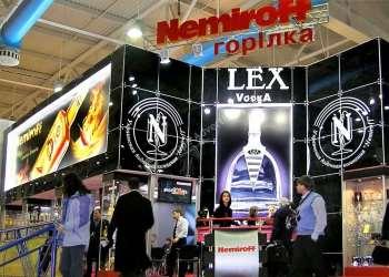 Выставочный стенд Nemiroff