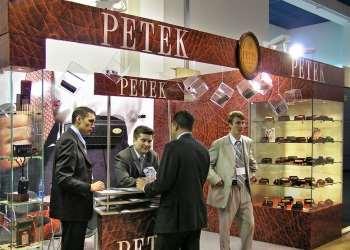 Petek - выставочный стенд