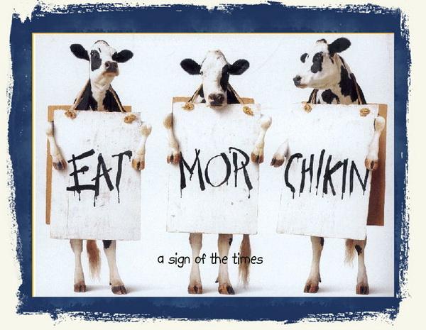 eat mor chikin