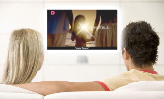 Реклама на телеканале «Домашний»