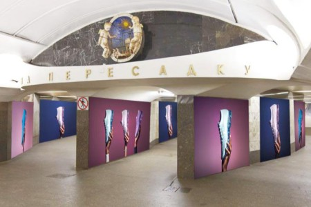 Visualization of branding transitions in the subway-3