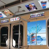Брендирование вагонов метро