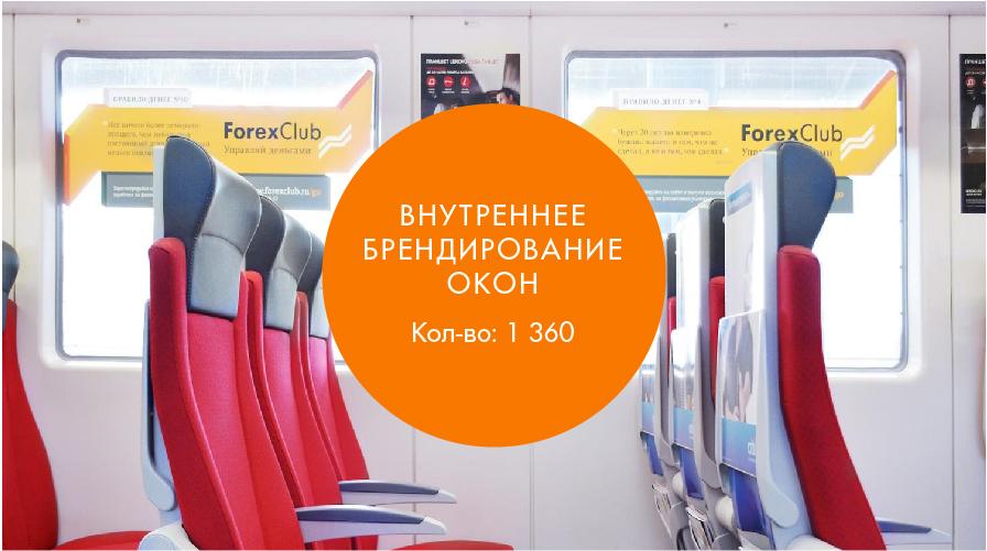 Реклама в Аэроэкспрессах