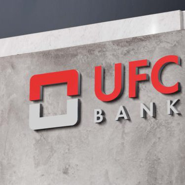 Логотип для банка UFS