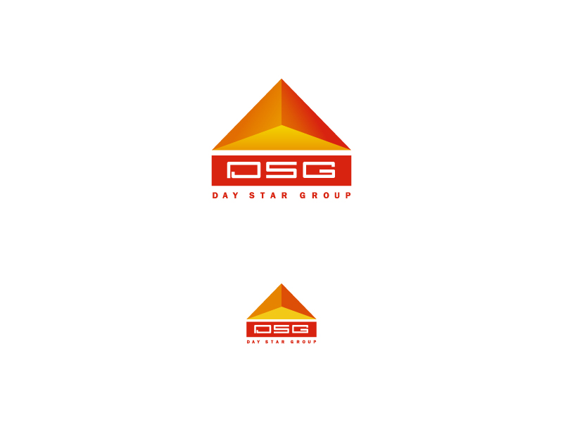 DSG — разработка логотипа.