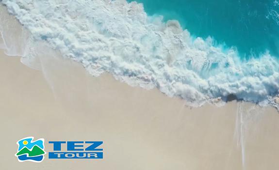 Рекламный ролик тур оператора TEZtour